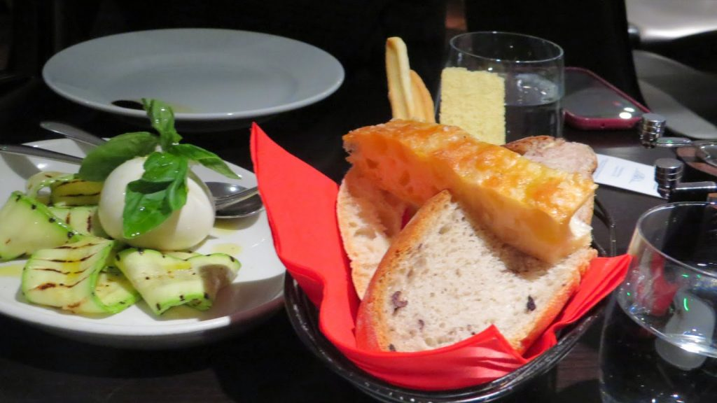 Lifestyle Enthusiast - Burrata and Bread