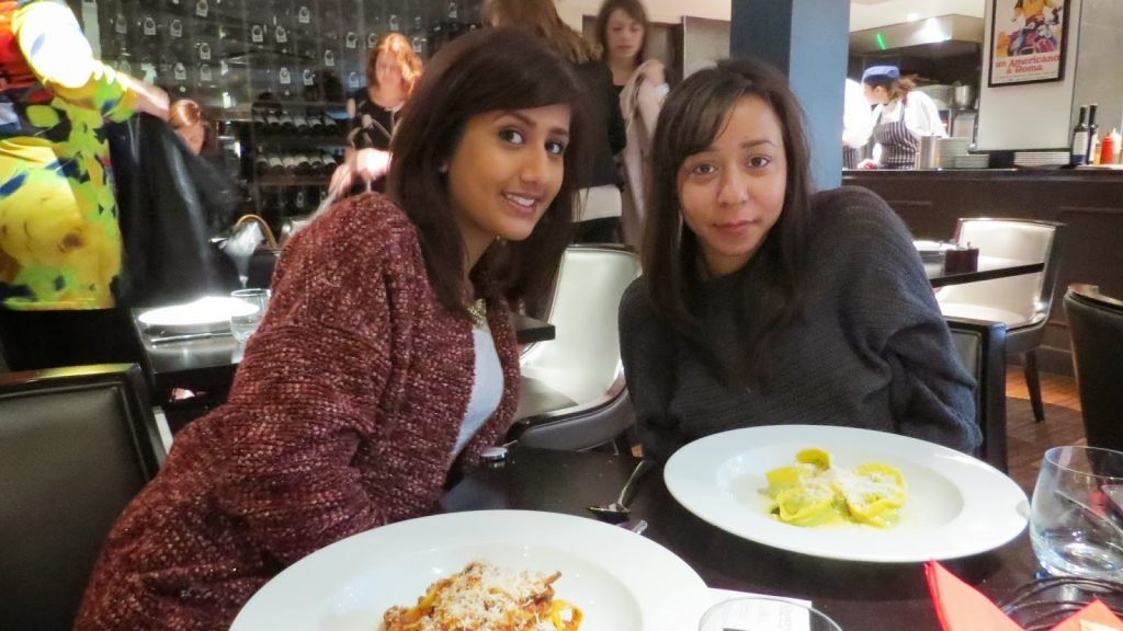 Lifestyle Enthusiast - Spending time with good friends over good food