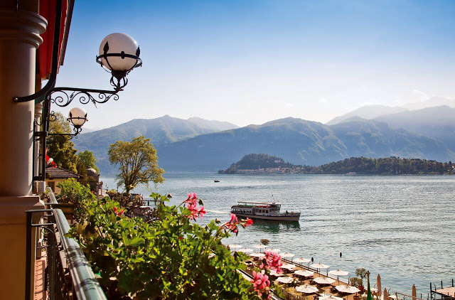 Lifestyle Enthusiast - Lake Como - Scenic views over the lake