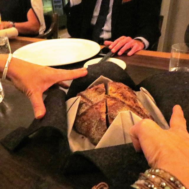 Lifestyle Enthusiast - Noma, Copenhagan - Oland wheat bread and virgin butter