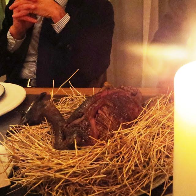 Lifestyle Enthusiast - Noma, Copenhagan - Roasted Wild Duck