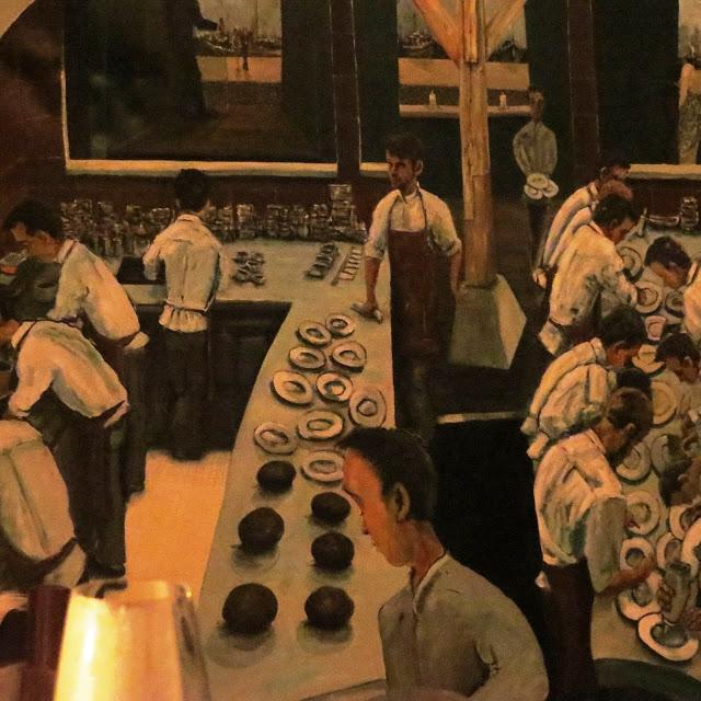Lifestyle Enthusiast - Noma, Copenhagan - Painting