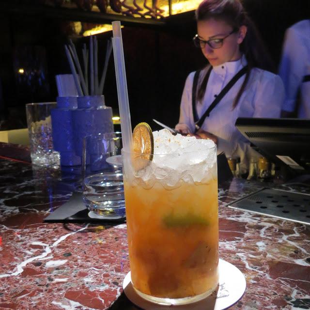 Lifestyle Enthusiast - StreetXO - Cocktail
