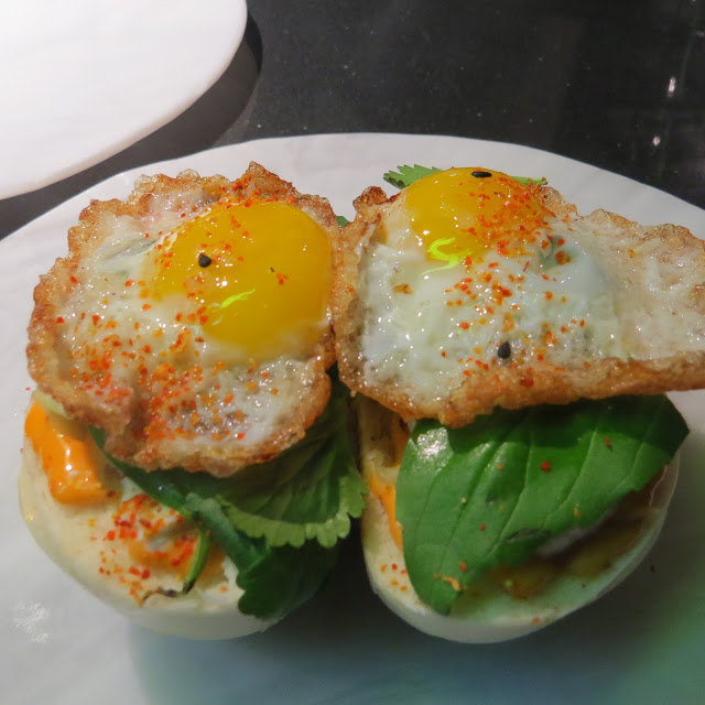 Lifestyle Enthusiast - StreetXO - Bao Buns Club Sandwich