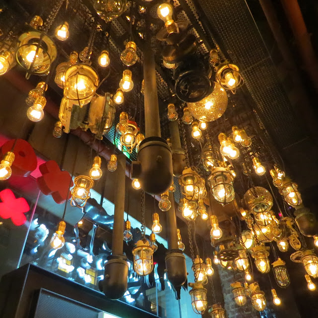 Lifestyle Enthusiast - StreetXO - Lightbulbs hanging from the ceiling