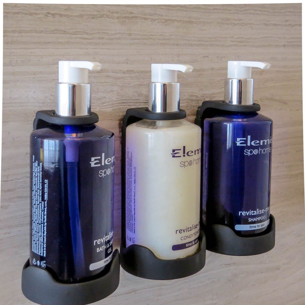 East Hotel Hong Kong - Elemis products
