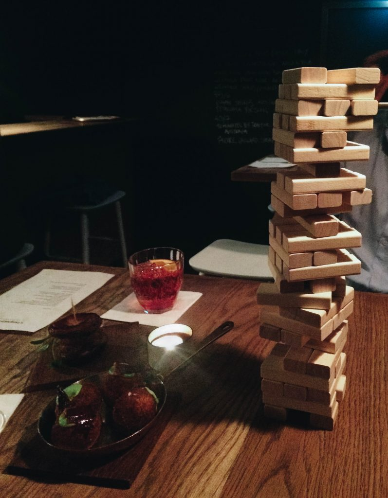 Arancini and Jenga at Balls and Company_ March Round up_ Lifestyle Enthusiast