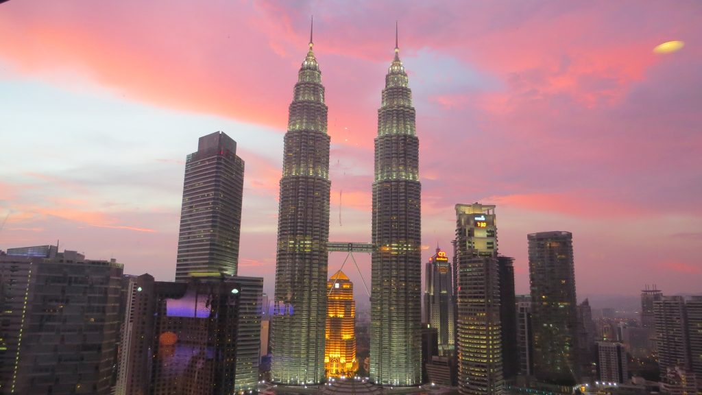 48 Hours in Kuala Lumpur (KL)_ Sunset from Sky Bar_ Lifestyle Enthusiast