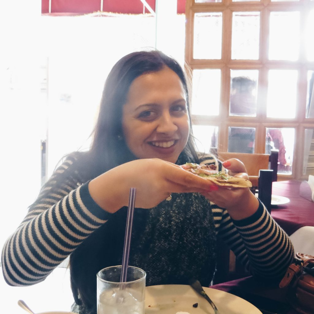 Oaxacan cheese quesadilla - fresh - Mexico City - Lifestyle Enthusiast