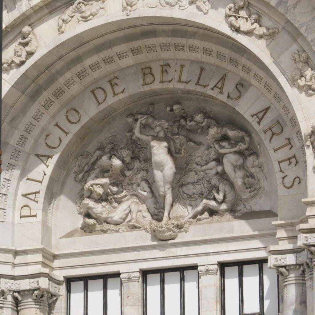 Palacio de Bellas Artes Mexico City - Lifestyle Enthusiast