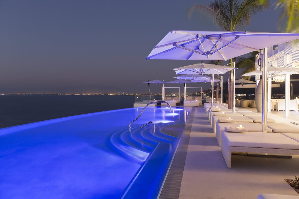 Hotel Mousai Rooftop Evening - Lifestyle Enthusiast Blog - photo courtesy of Hotel Mousai