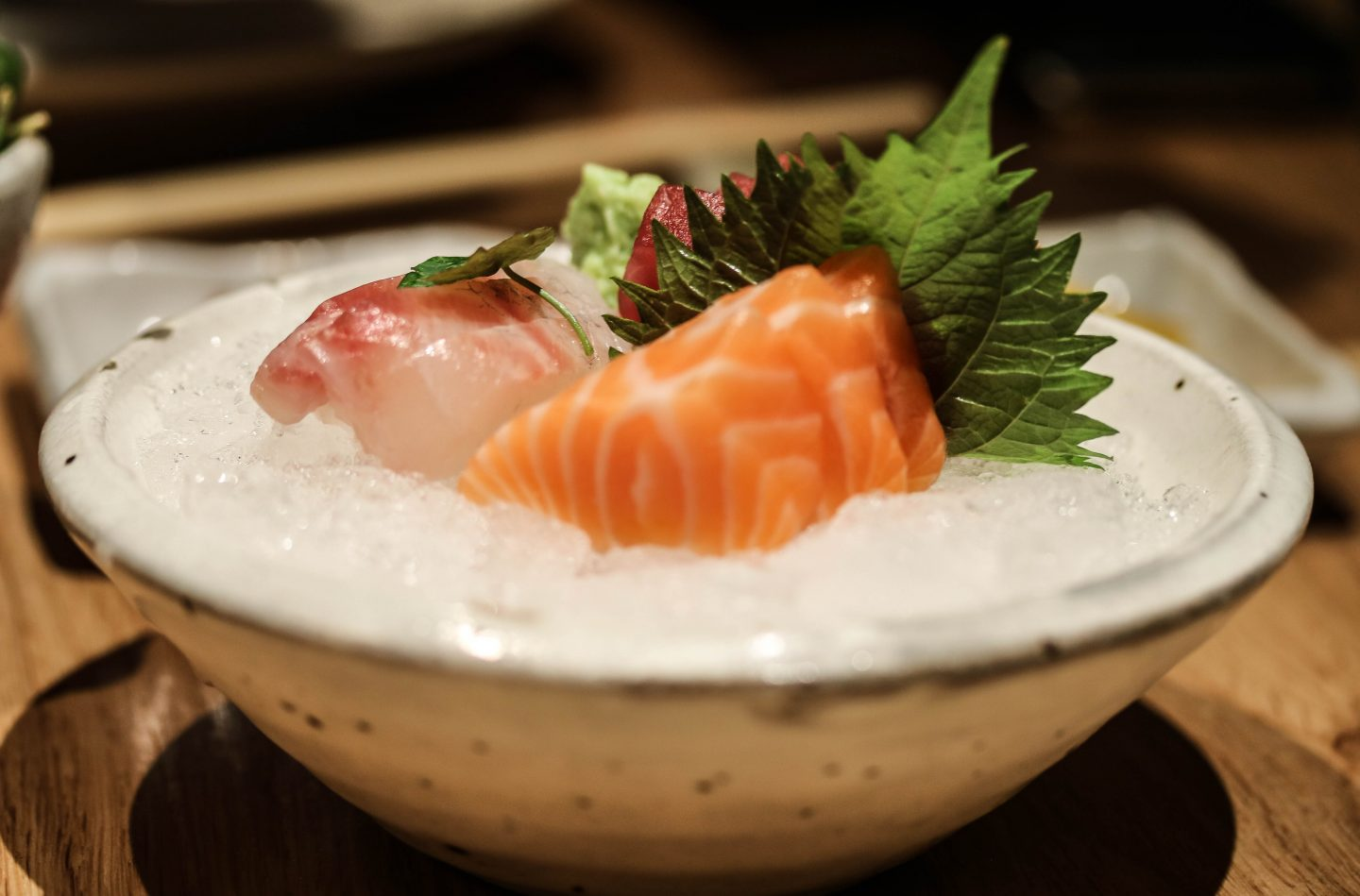 Roka Aldwych Sashimi - Lifestyle Enthusiast Blog - What to order at Roka