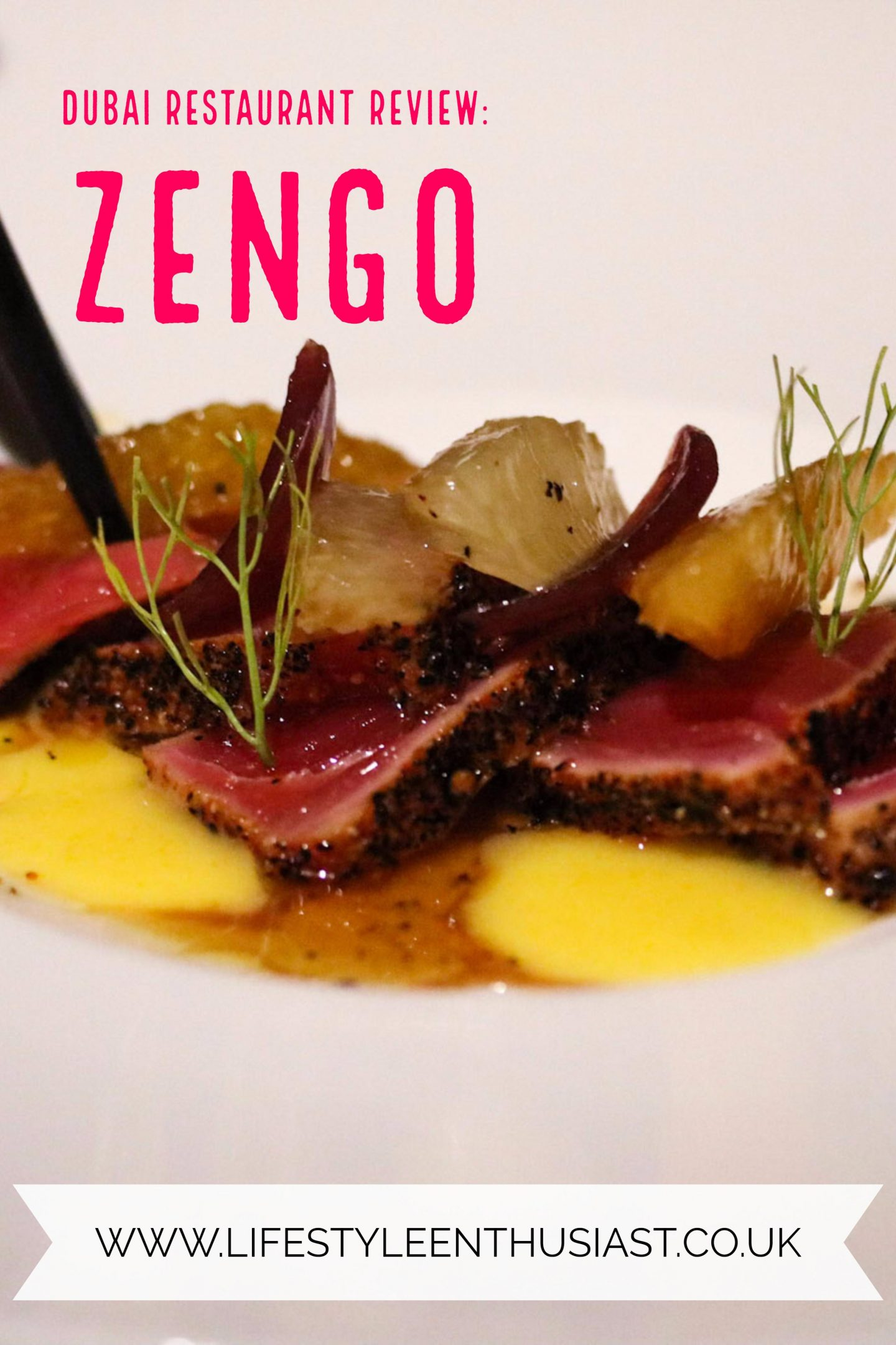 Pinterest button - Zengo Le Royal Meridien Dubai Review - Lifestyle Enthusiast Blog