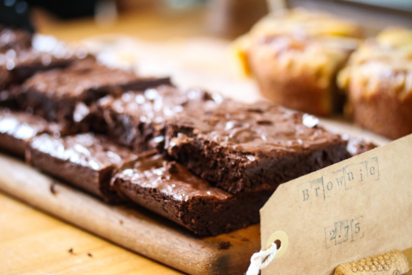 Mill Kitchen Farsley, the best breakfast in Yorkshire, Review on the Lifestyle Enthusiast - Chocolate Brownie
