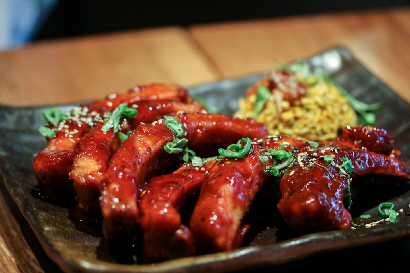 Himalayan Ribs with Bacon Bhel at Chai Ki, Canary Wharf - Lifestyle Enthusiast Blog Recovery Brunch Review