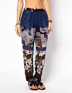 Lifestyle Enthusiast - Asos Sheer Pants