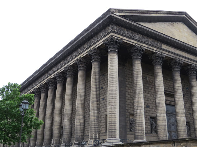 Lifestyle Enthusiast Paris - La Madeleine church