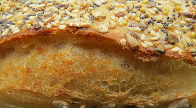 Lifestyle Enthusiast - Delicious Seeded French Bread