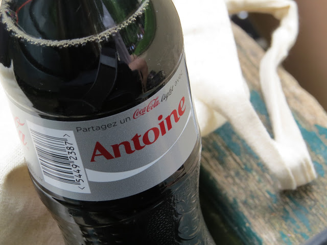 Lifestyle Enthusiast - Personalised Diet Coke - Antoine