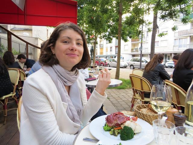 Lifestyle Enthusiast - Dinner at Les trois garçons, Paris