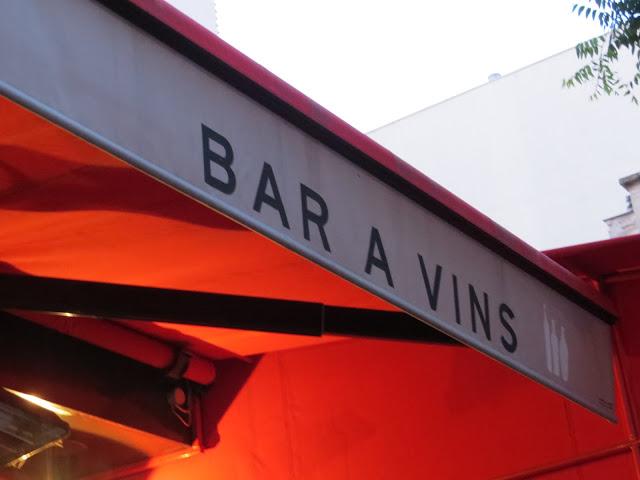 Lifestyle Enthusiast - Bar A Vins, Paris