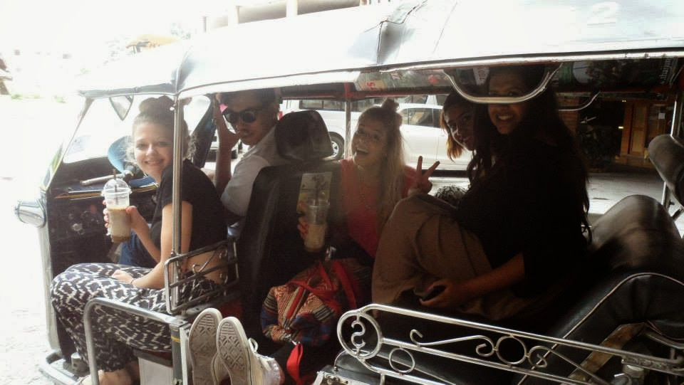 Lifestyle Enthusiast - Reuniting after travelling Thailand together