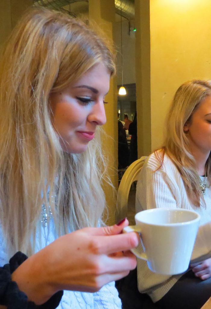 Lifestyle Enthusiast - Lunch Reunion at Aubaine