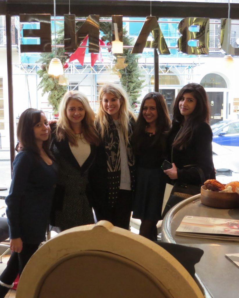 Lifestyle Enthusiast - Lunch Reunion at Aubaine - Final Photos