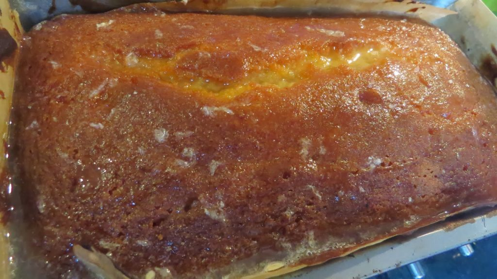 Lifestyle Enthusiast - Sticky Lemon Loaf