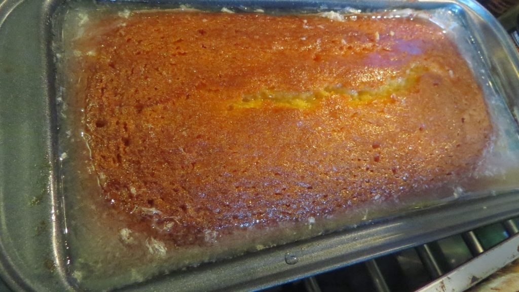 Lifestyle Enthusiast - Sticky Lemon Loaf - with glazing