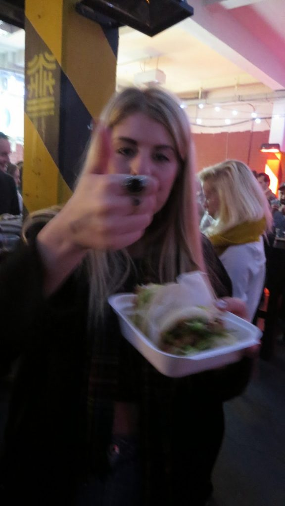 Lifestyle Enthusiast - Streat Feast - Enjoying some YumBun