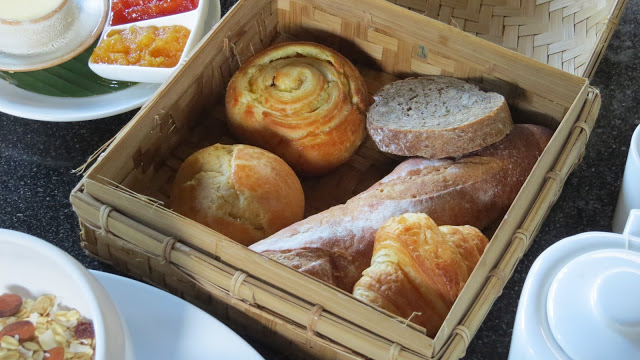 Lifestyle Enthusiast - breakfast pastries and baguettes