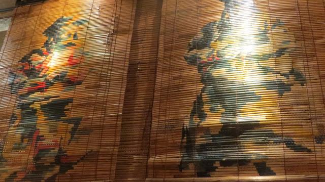 Lifestyle Enthusiast - Art on blinds