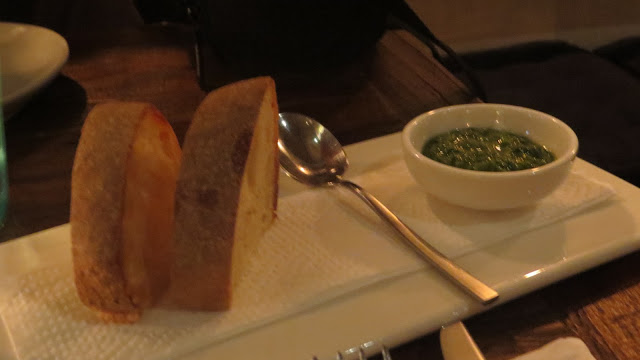 Lifestyle Enthusiast - Hot Crusty Bread and Fresh Chimichuri