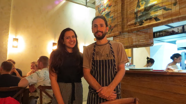 Lifestyle Enthusiast - A picture with Chef Chris