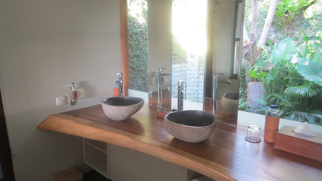 Lifestyle Enthusiast - The Damai, Lovina, Bali - Bathroom sink