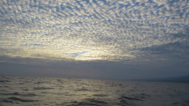 Lifestyle Enthusiast - The Damai, Lovina, Bali - Patterns in the sky