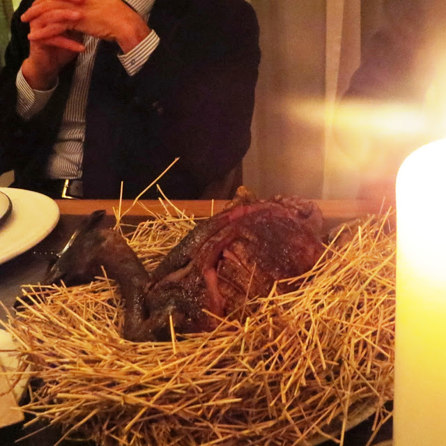 Lifestyle Enthusiast - Noma, Copenhagan - Roasted Wild Duck