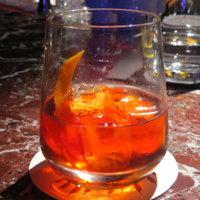 Lifestyle Enthusiast - StreetXO - Negroni Cocktail