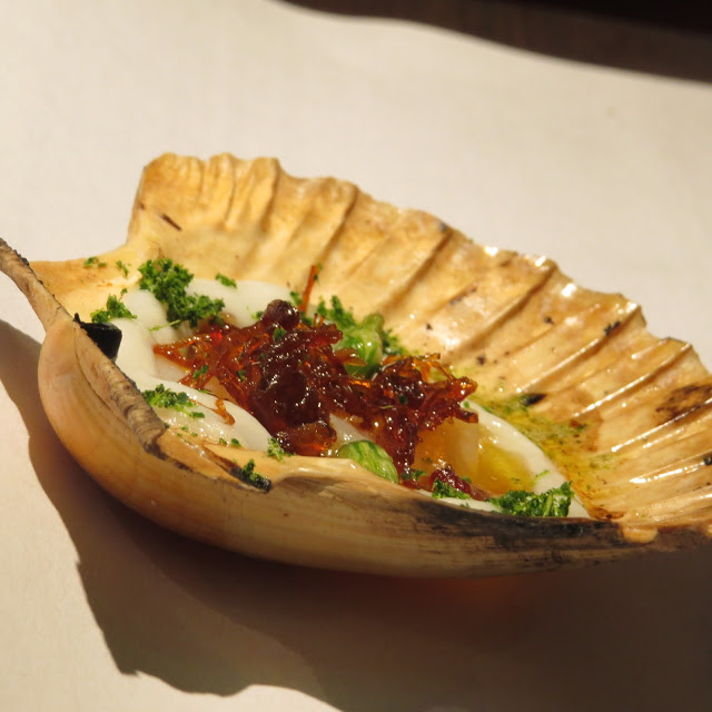 Lifestyle Enthusiast - StreetXO - Hot Smoked Scallop
