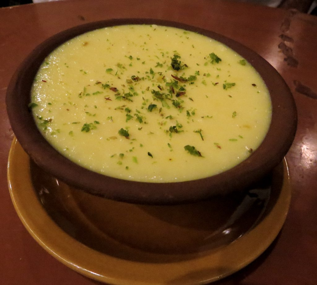 Lifestyle Enthusiast - Phirni dessert at Bukhara