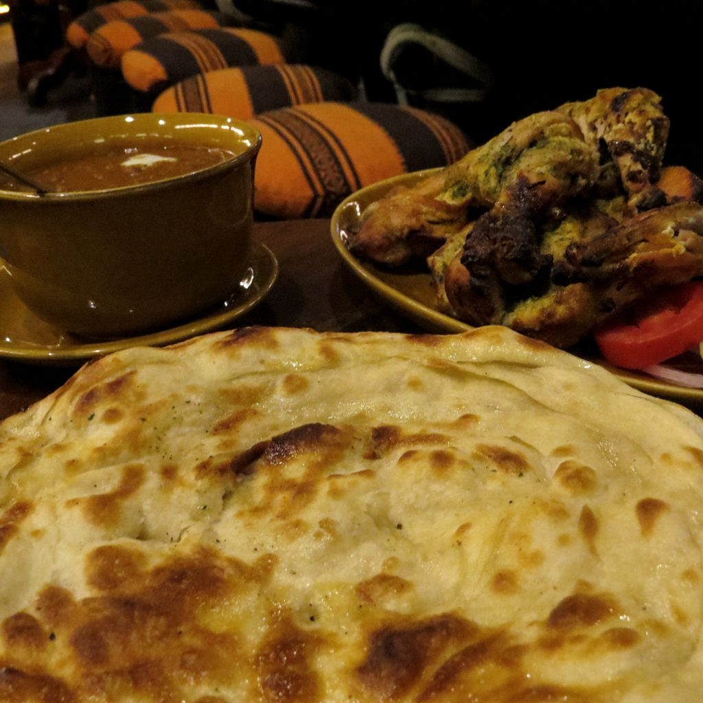 Lifestyle Enthusiast - Naan, Murgh and Dal at Bukhara