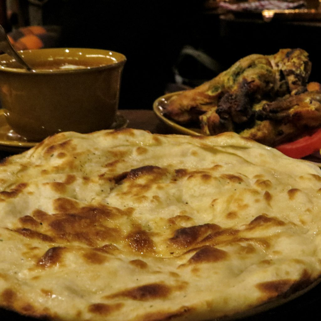 Lifestyle Enthusiast - Dinner at Bukhara