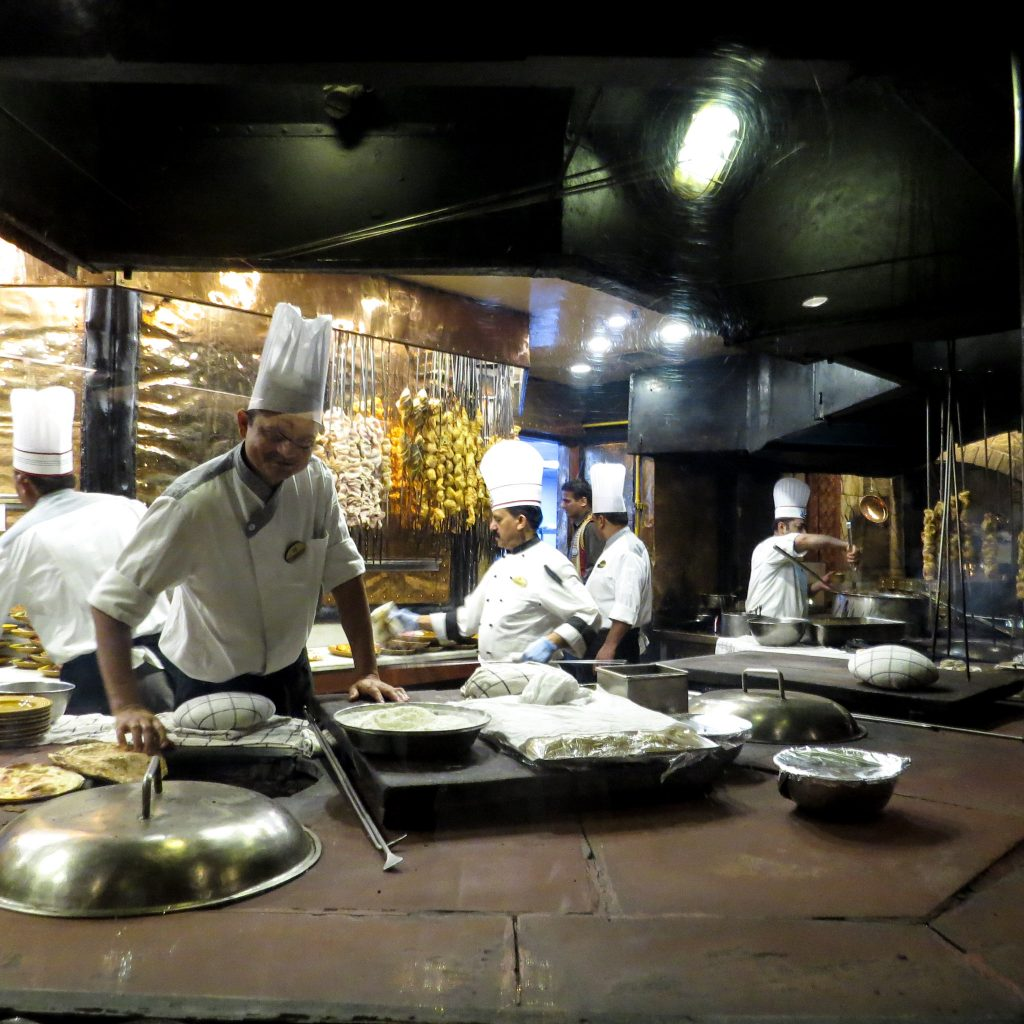 Lifestyle Enthusiast - Kitchen at Bukhara