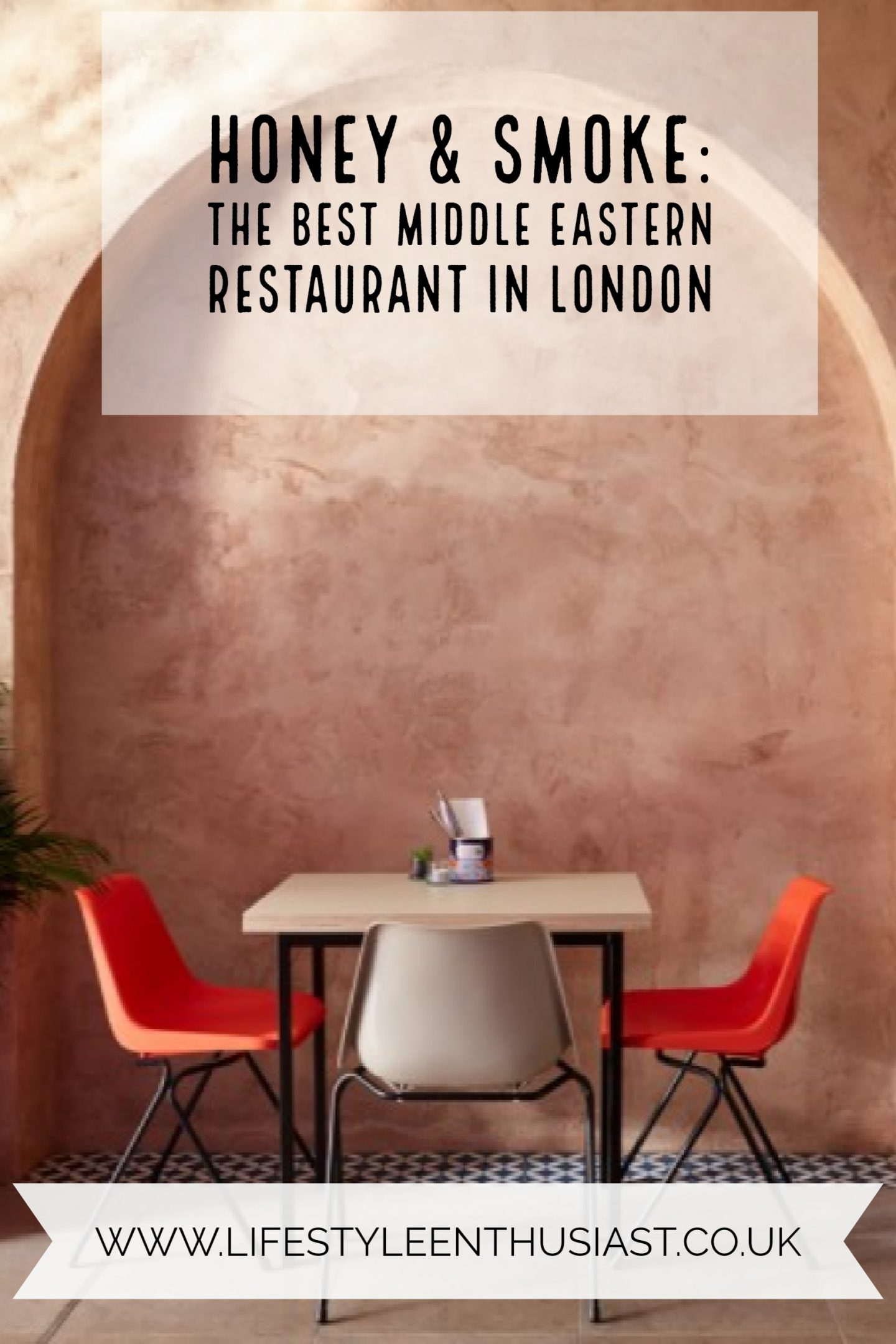 Pinterest button - best middle eastern restaurant in london - honey and smoke