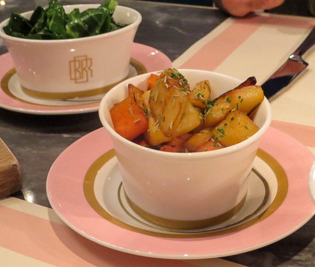 Lifestyle Enthusiast blog_ Bob Bob Ricard Parsnips, Carrots, Greens