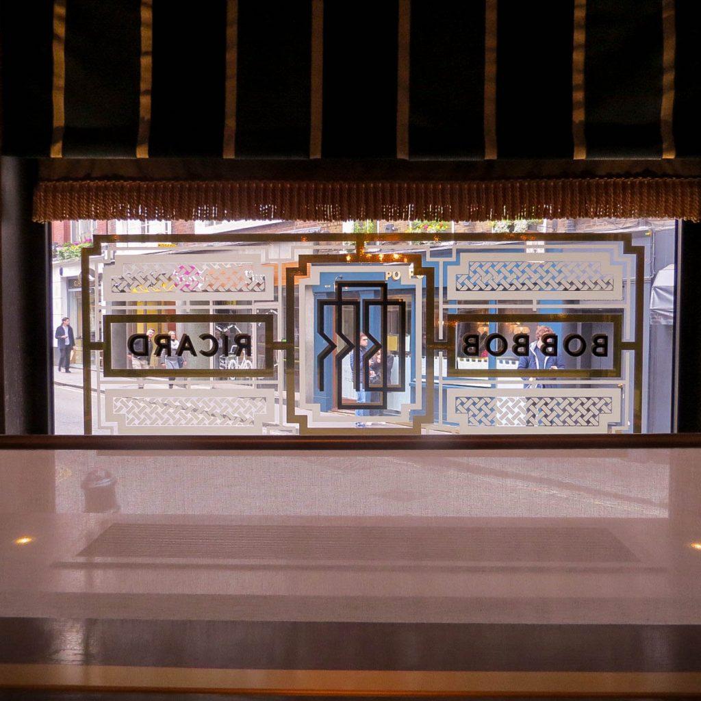 Lifestyle Enthusiast blog_ Bob Bob Ricard Window reflection