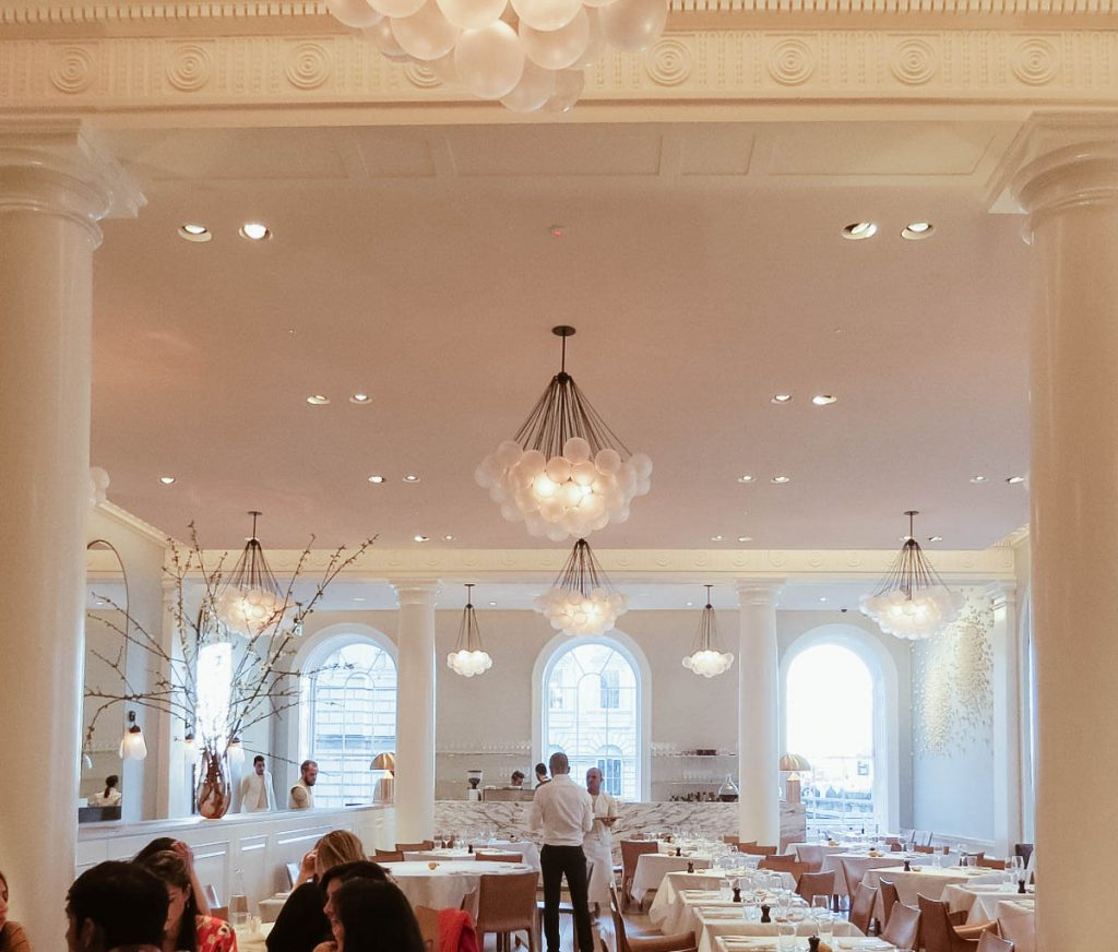 Dining room Spring Somerset House_ Lifestyle Enthusiast
