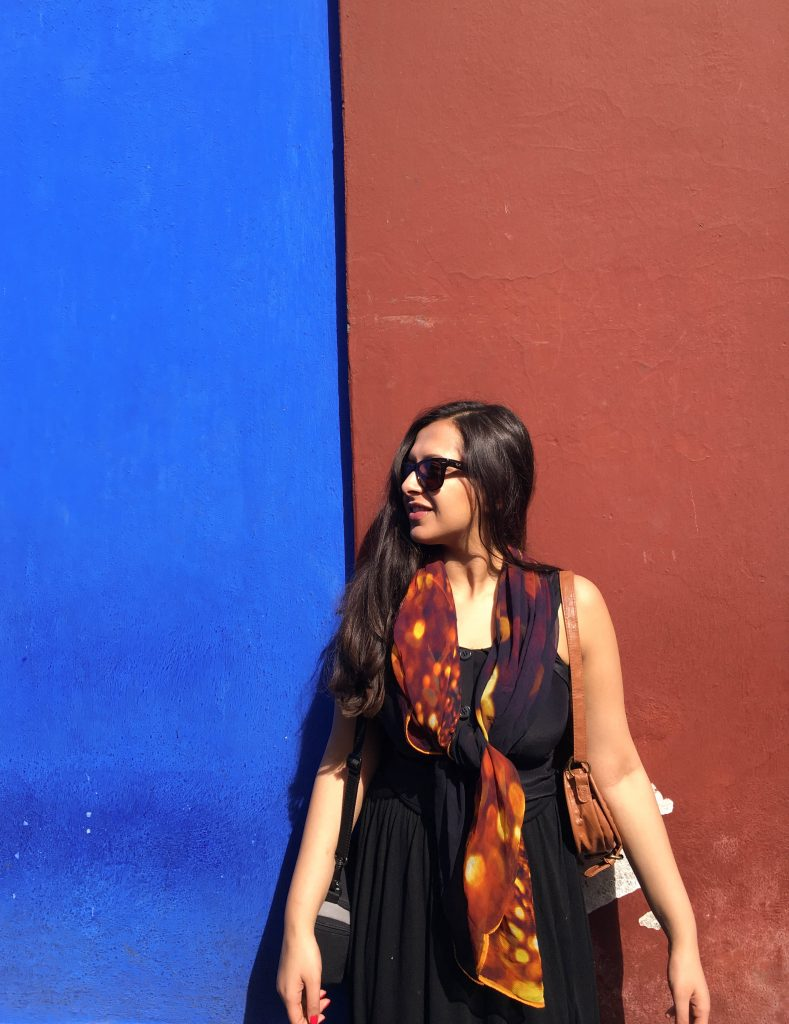 Mexico City - Colourful Walls - Reena - Lifestyle Enthusiast