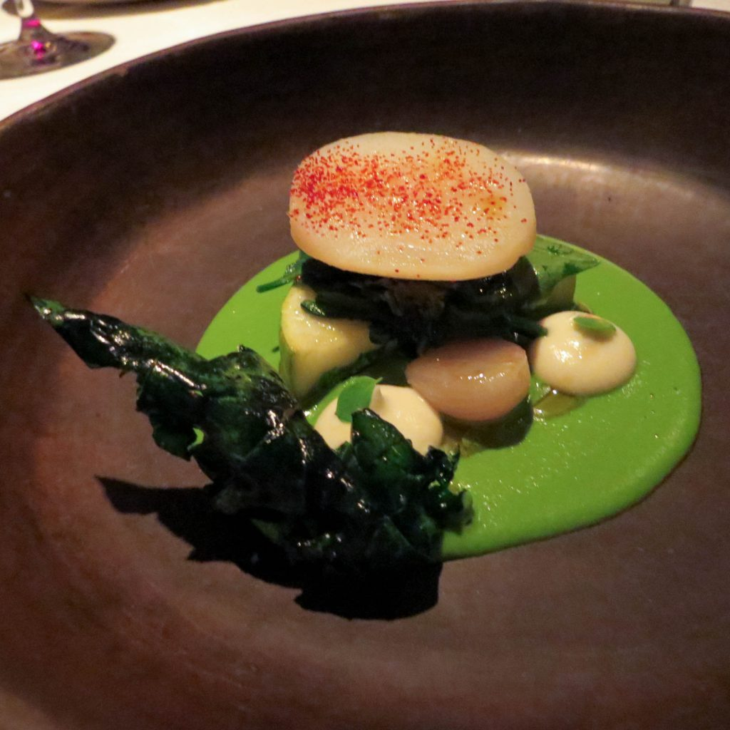 Dish at Pujol Mexico City - Lifestyle Enthusiast